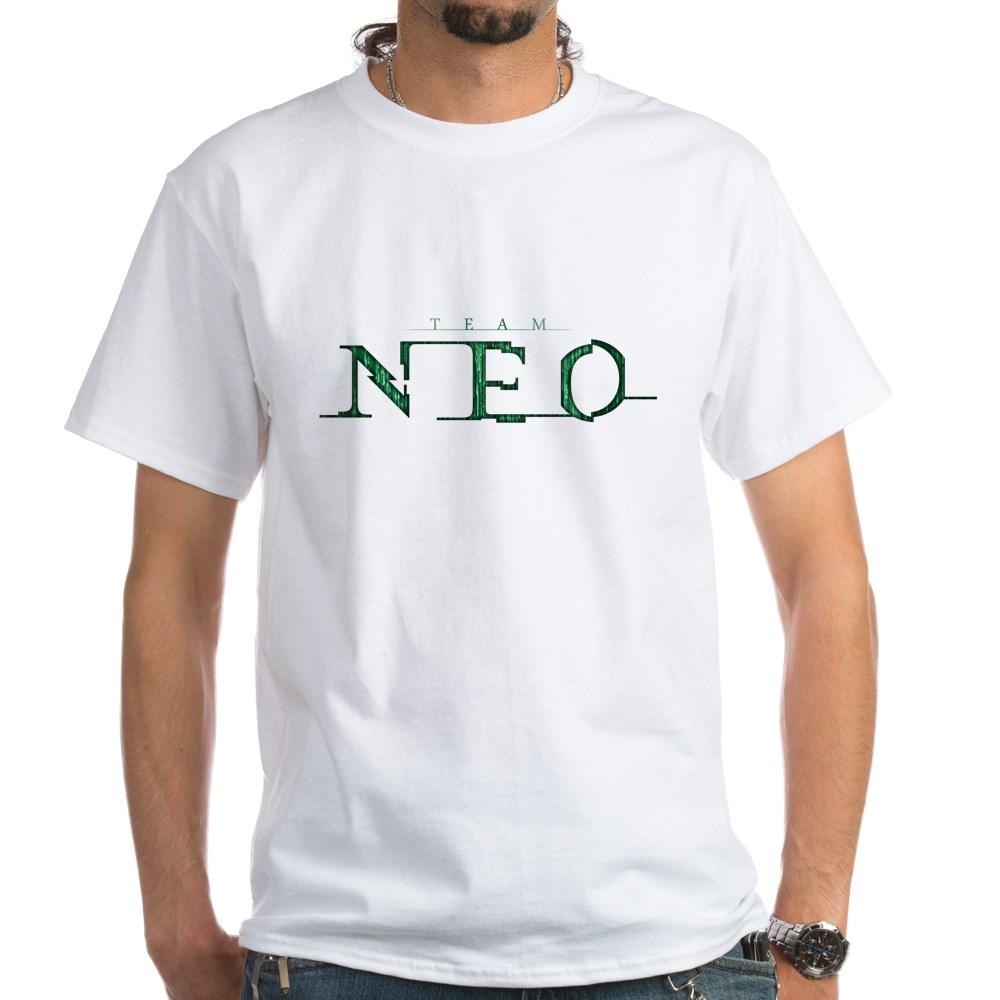 Team Neo White T-Shirt