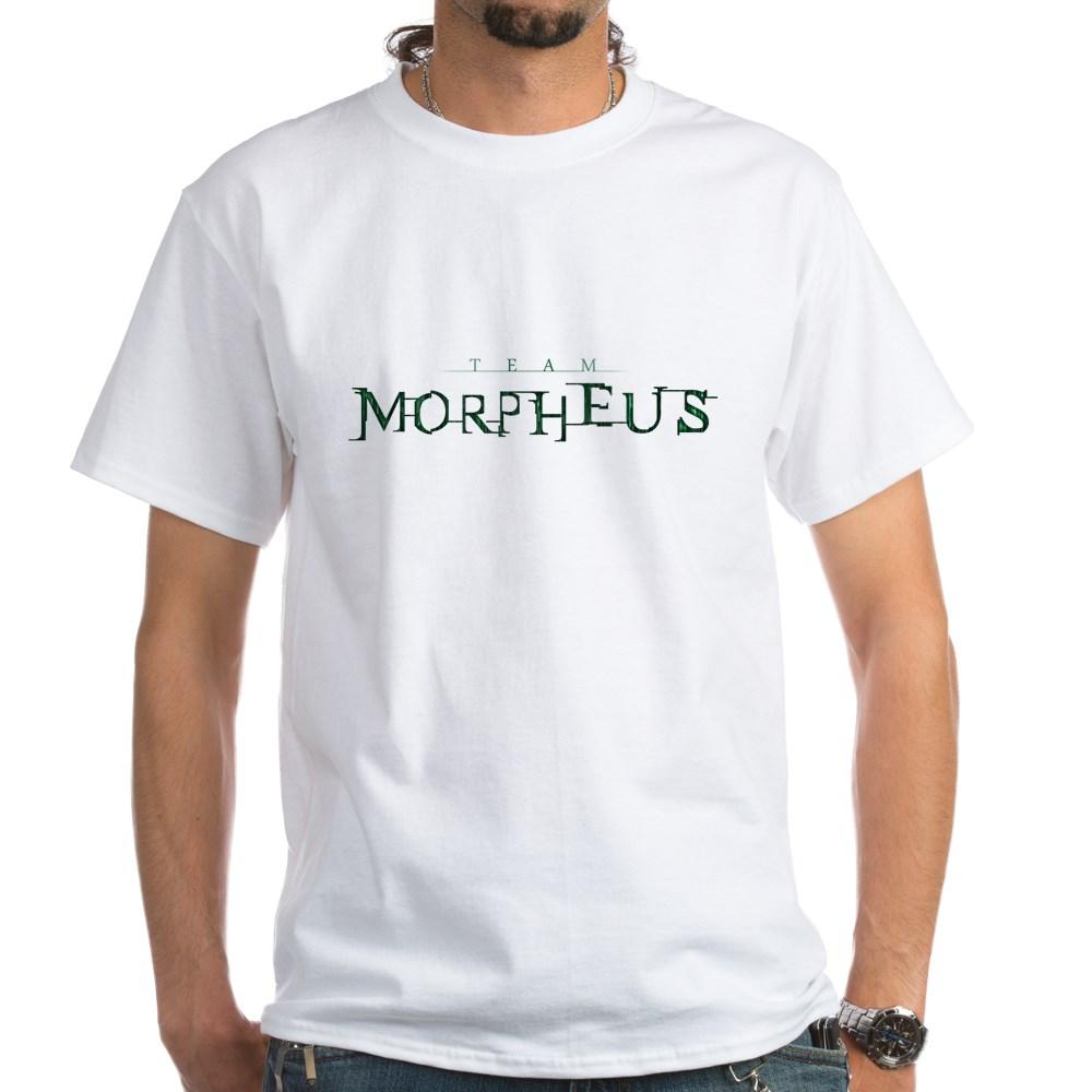 Team Morpheus White T-Shirt