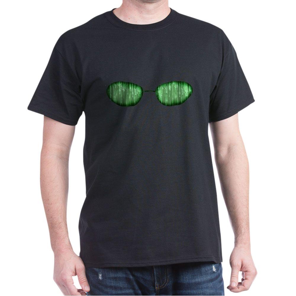 Neo Glasses Dark T-Shirt