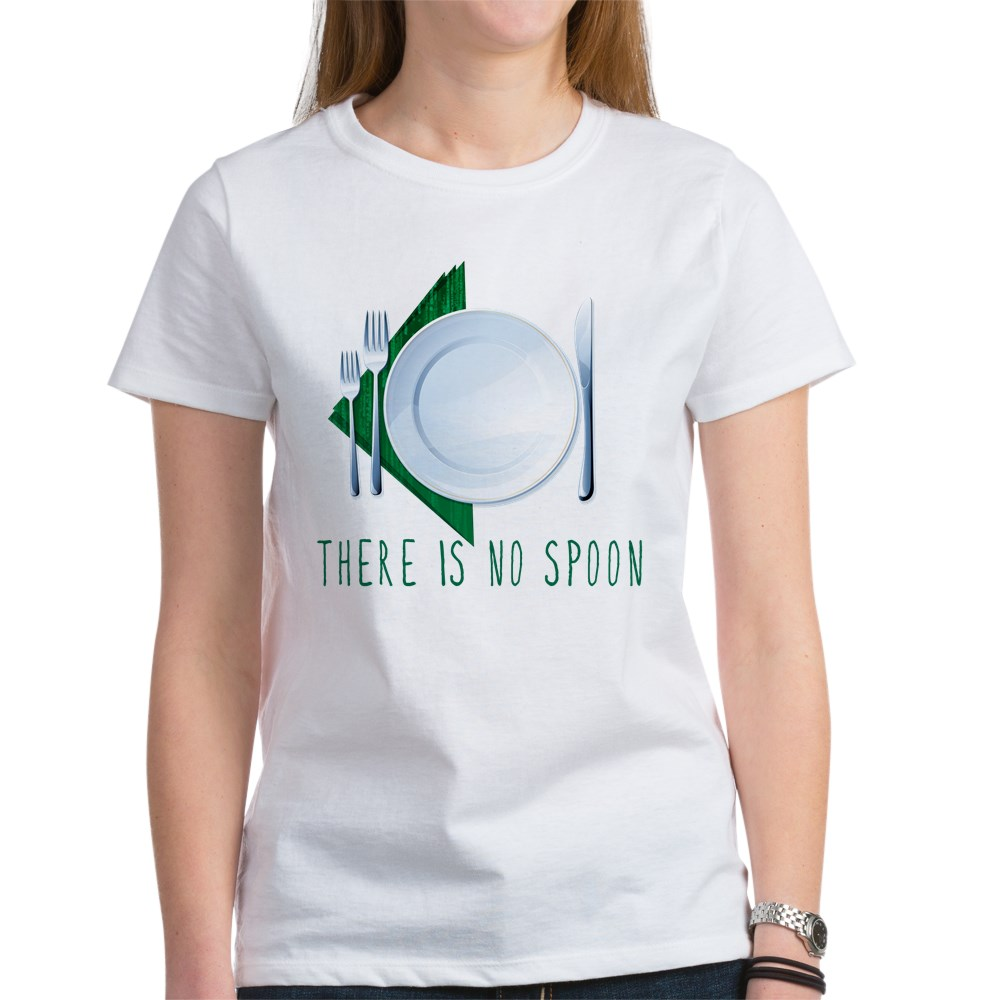 No Spoon Spoof Women's T-Shirt