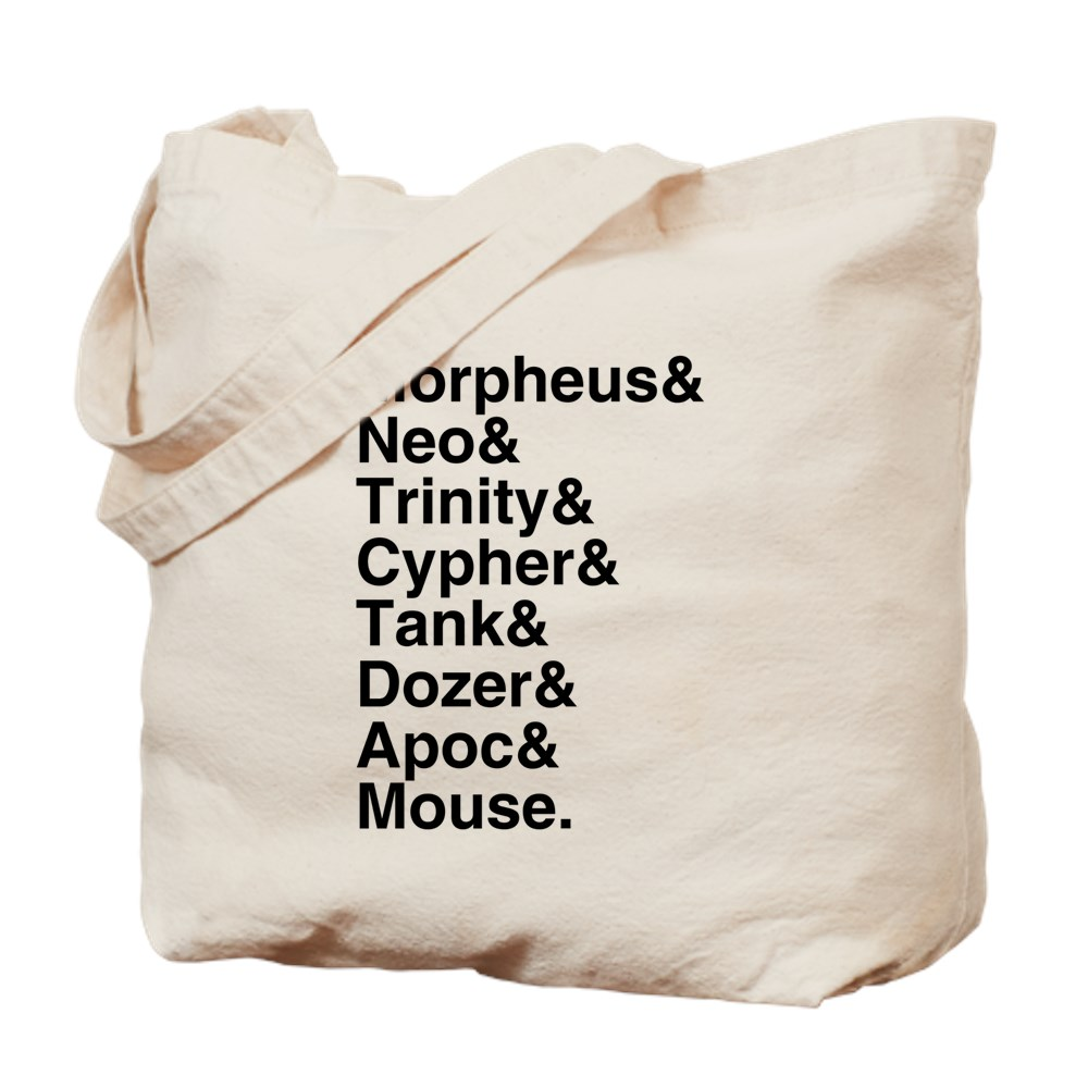 Nebuchadnezzar Crew Tote Bag