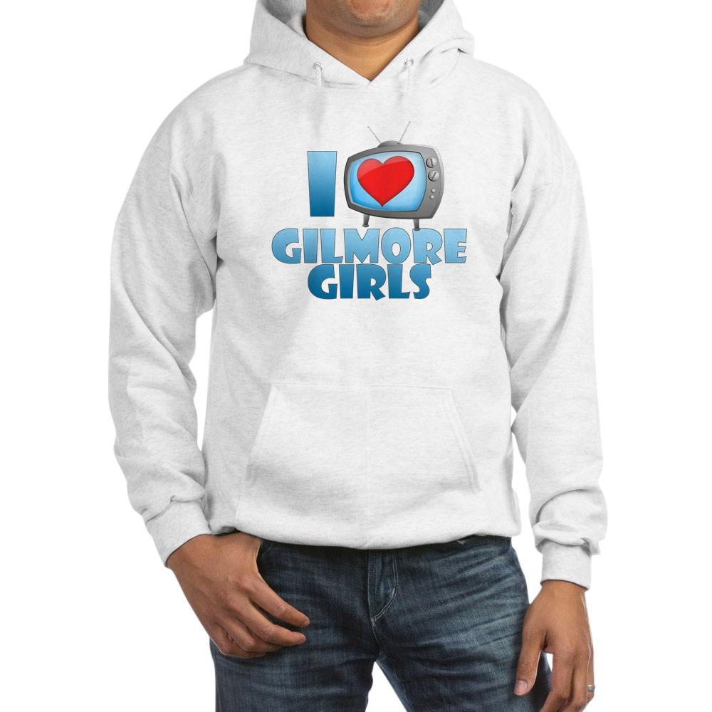 I Heart Gilmore Girls Hooded Sweatshirt