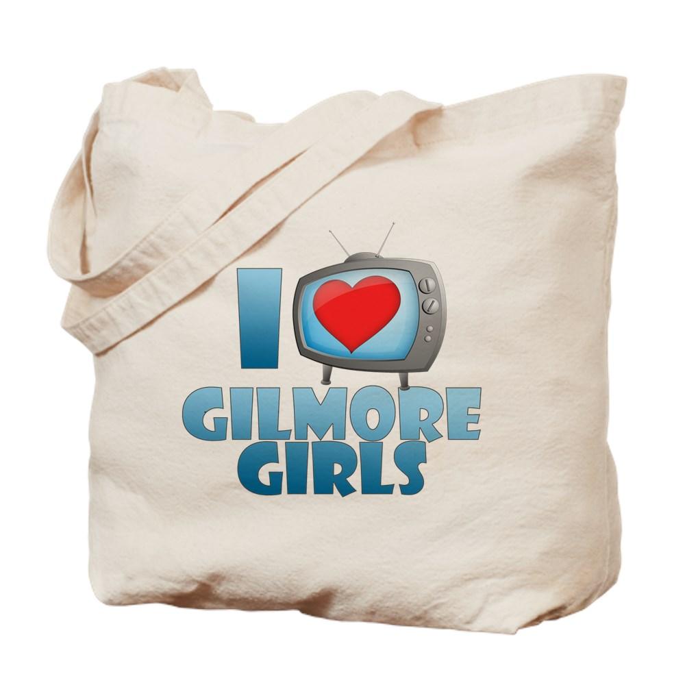 I Heart Gilmore Girls Tote Bag