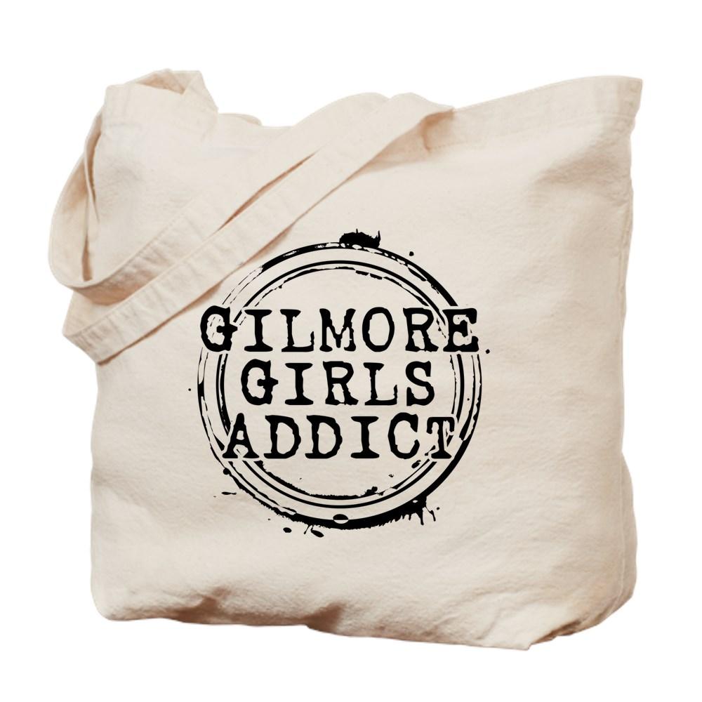 Gilmore Girls Addict Tote Bag