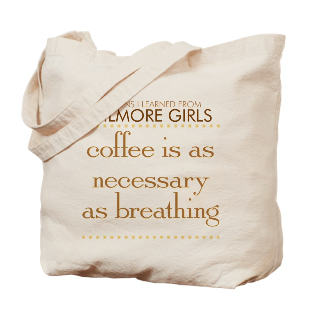 Coffee is Necessary Tote Bag