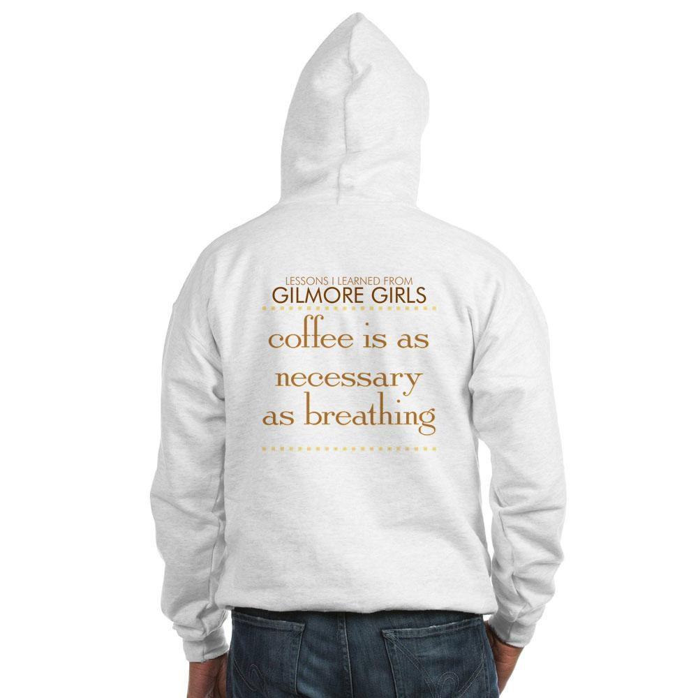 Coffee is Necessary Hooded Sweatshirt