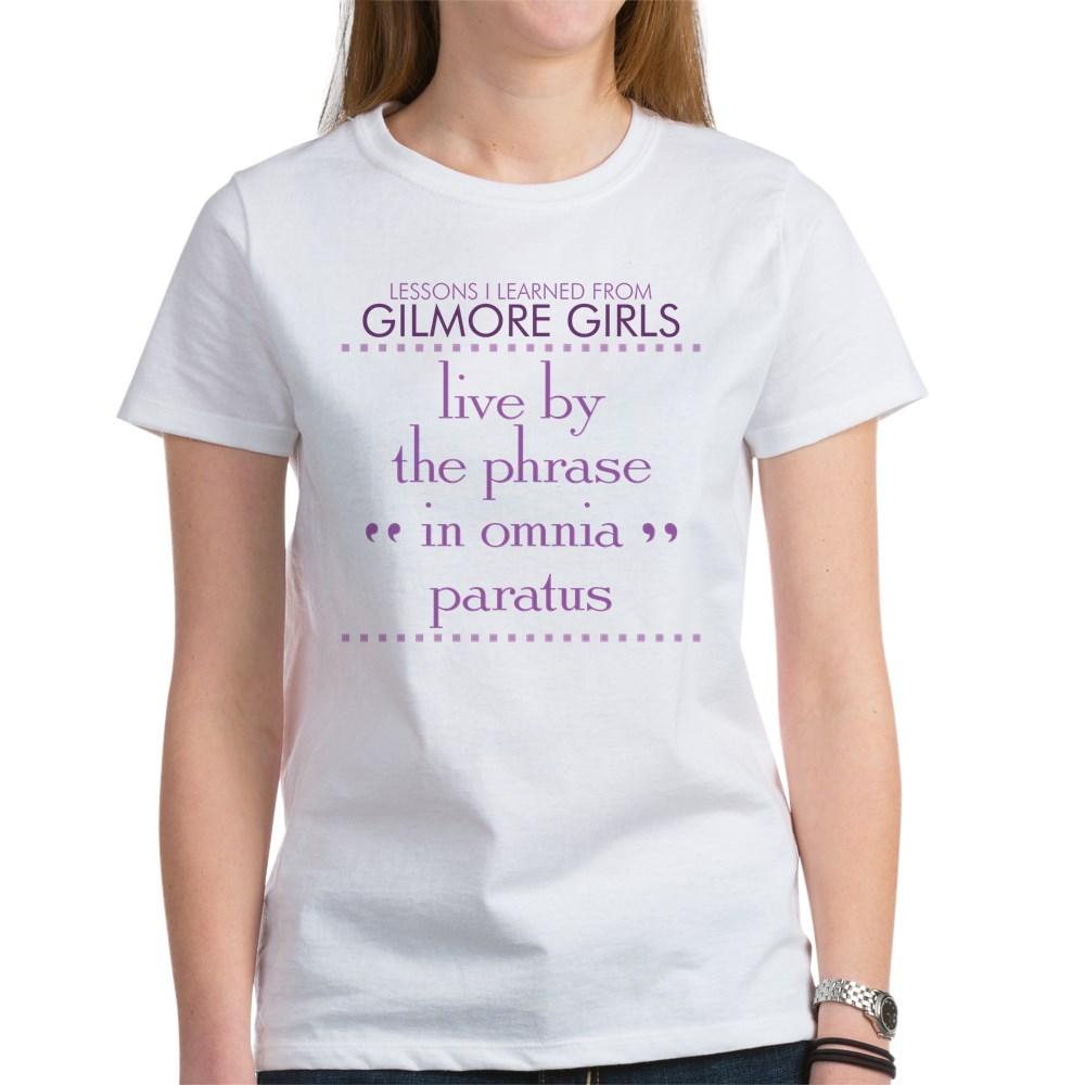 In Omnia Paratus Women's T-Shirt