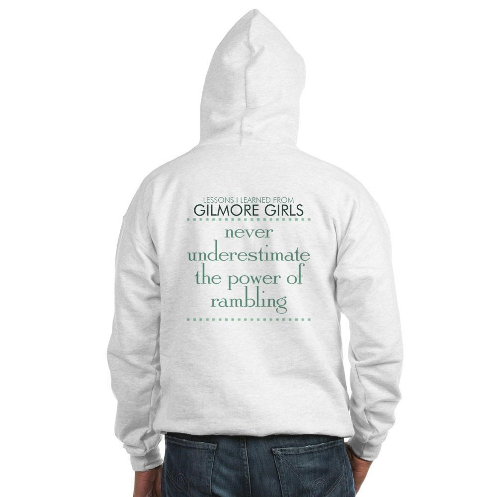 The Power of Rambling Hooded Sweatshirt