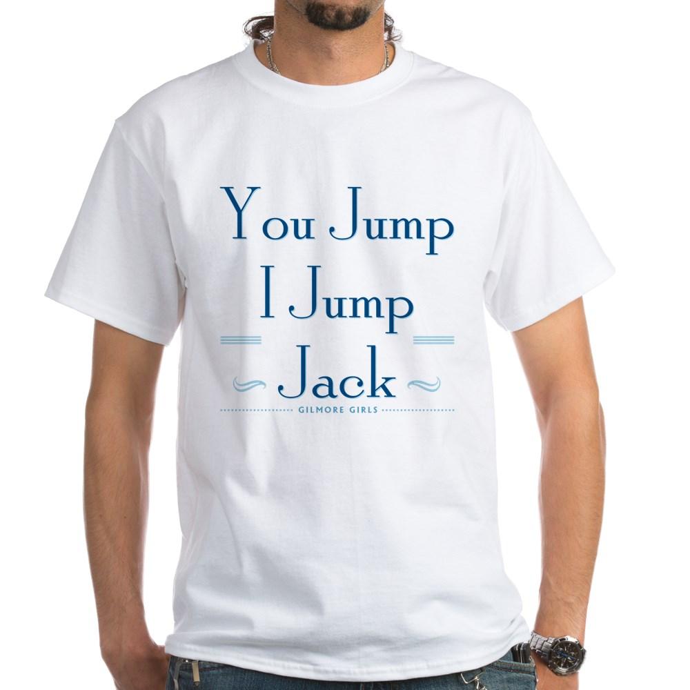 You Jump, I Jump Jack White T-Shirt