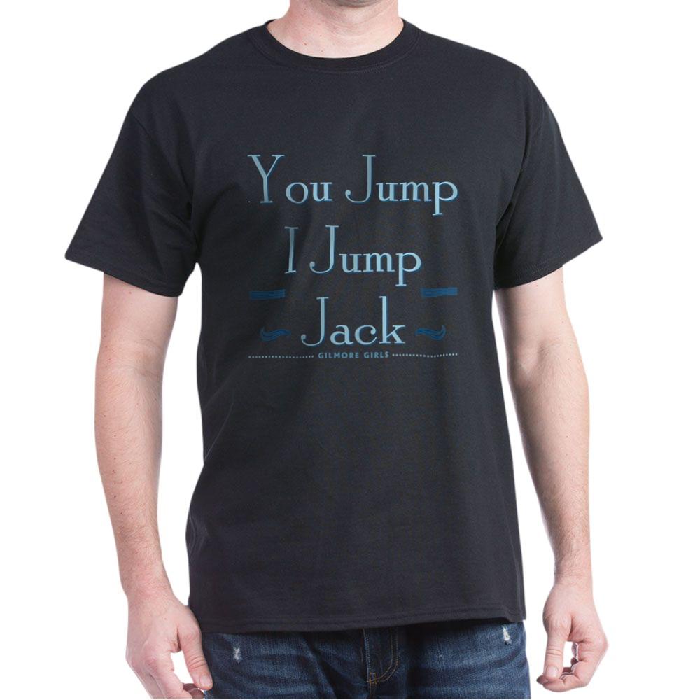 You Jump, I Jump Jack Dark T-Shirt