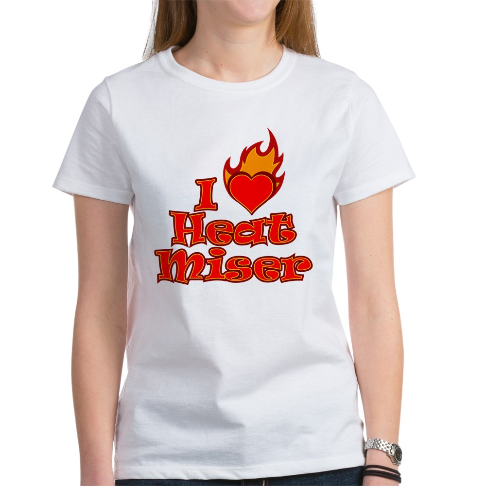 I Heart Heat Miser Women's T-Shirt