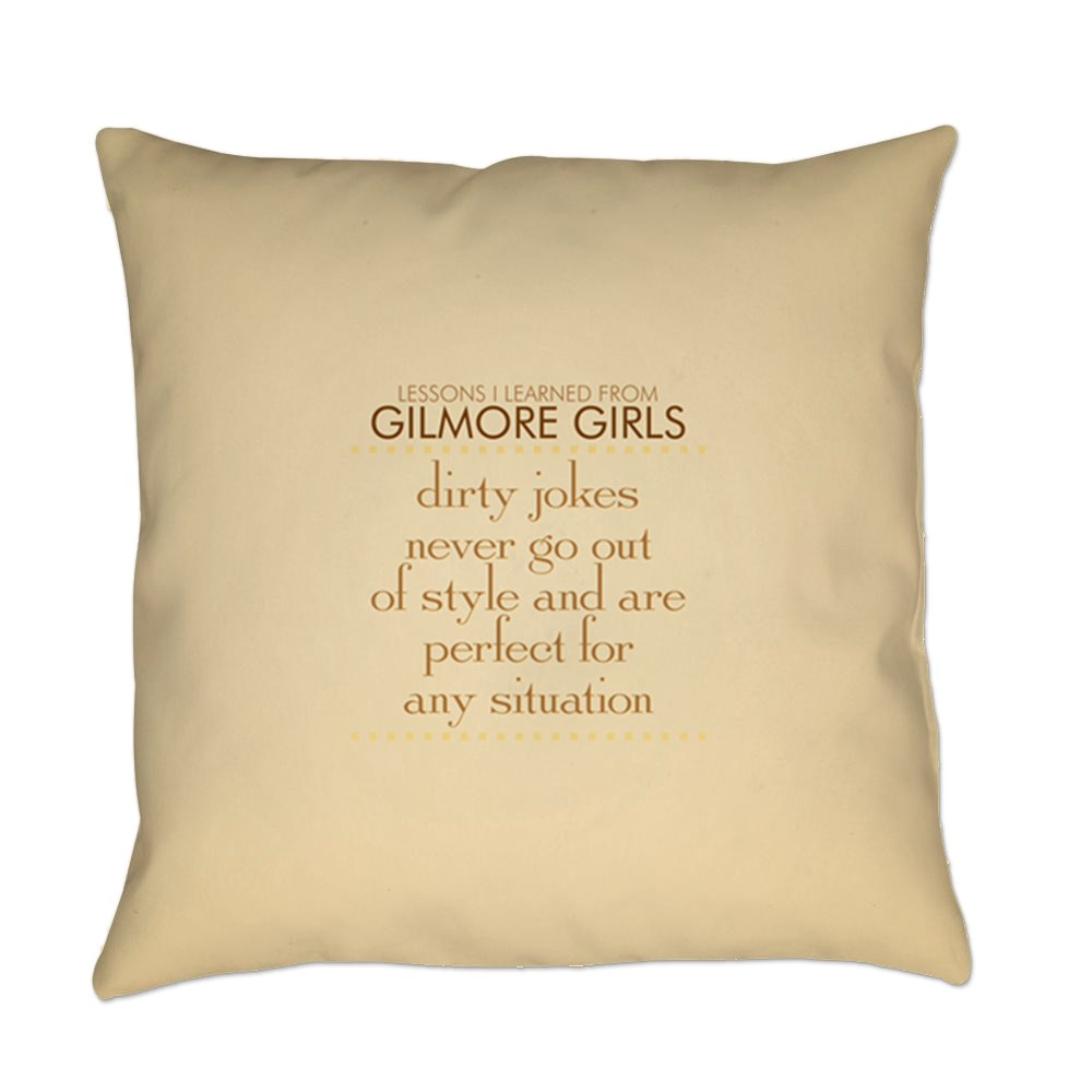 Dirty Jokes Everyday Pillow