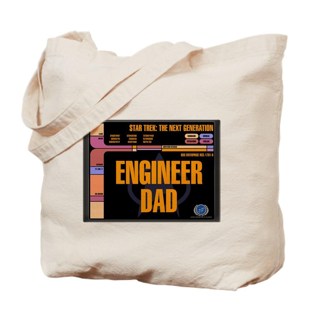 Engineer Dad Tote Bag