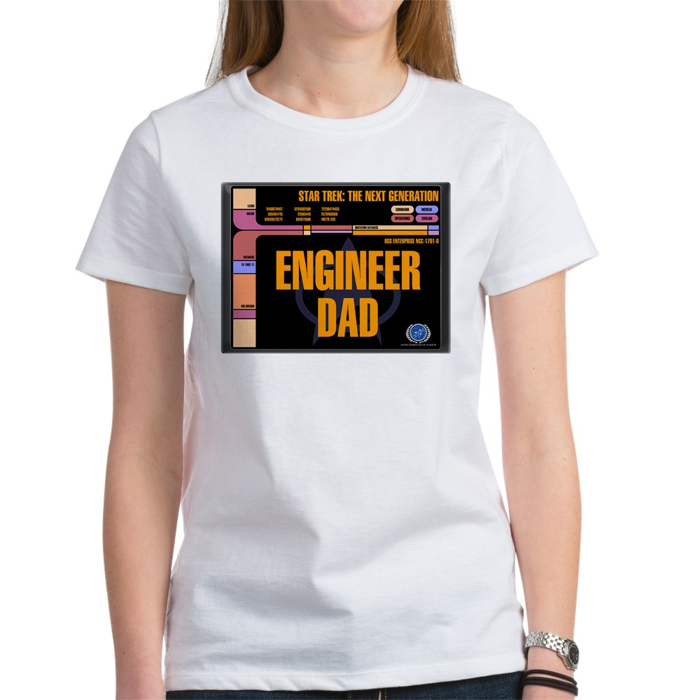 Engineer Dad Women's T-Shirt