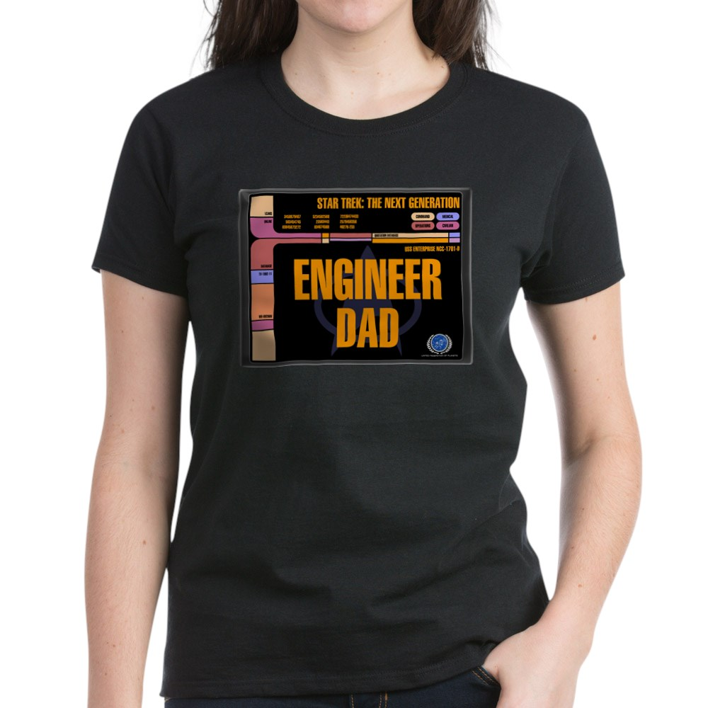 Engineer Dad Women's Dark T-Shirt