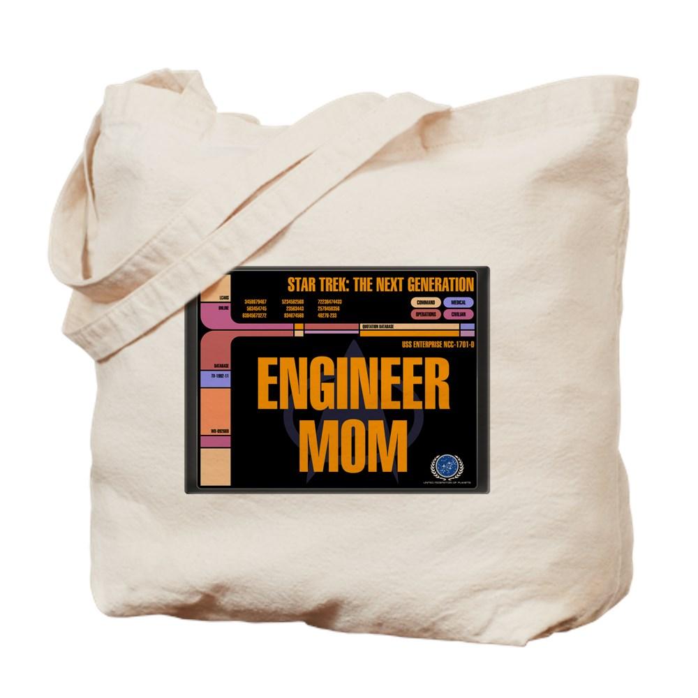 Engineer Mom Tote Bag
