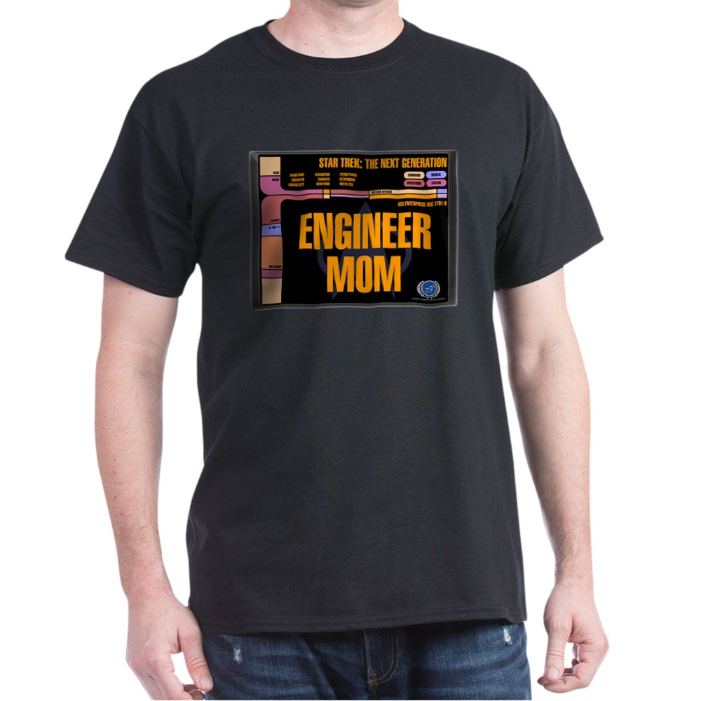 Engineer Mom Dark T-Shirt