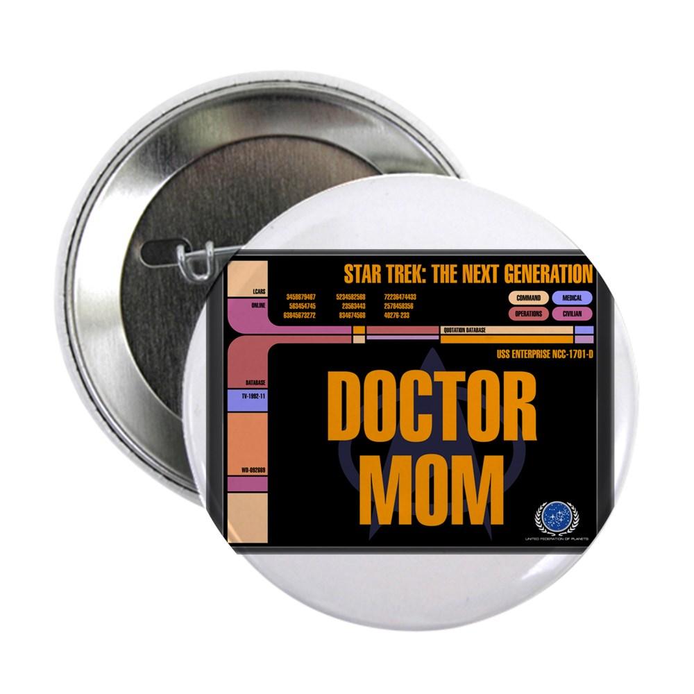Doctor Mom 2.25