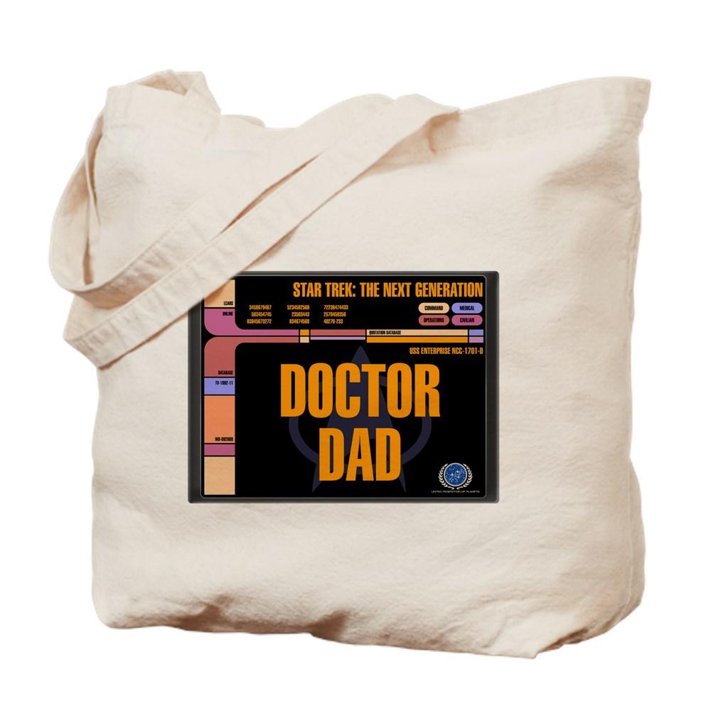 Doctor Dad Tote Bag