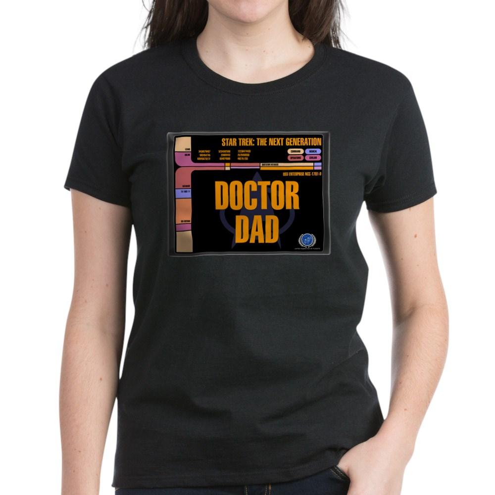 Doctor Dad Women's Dark T-Shirt