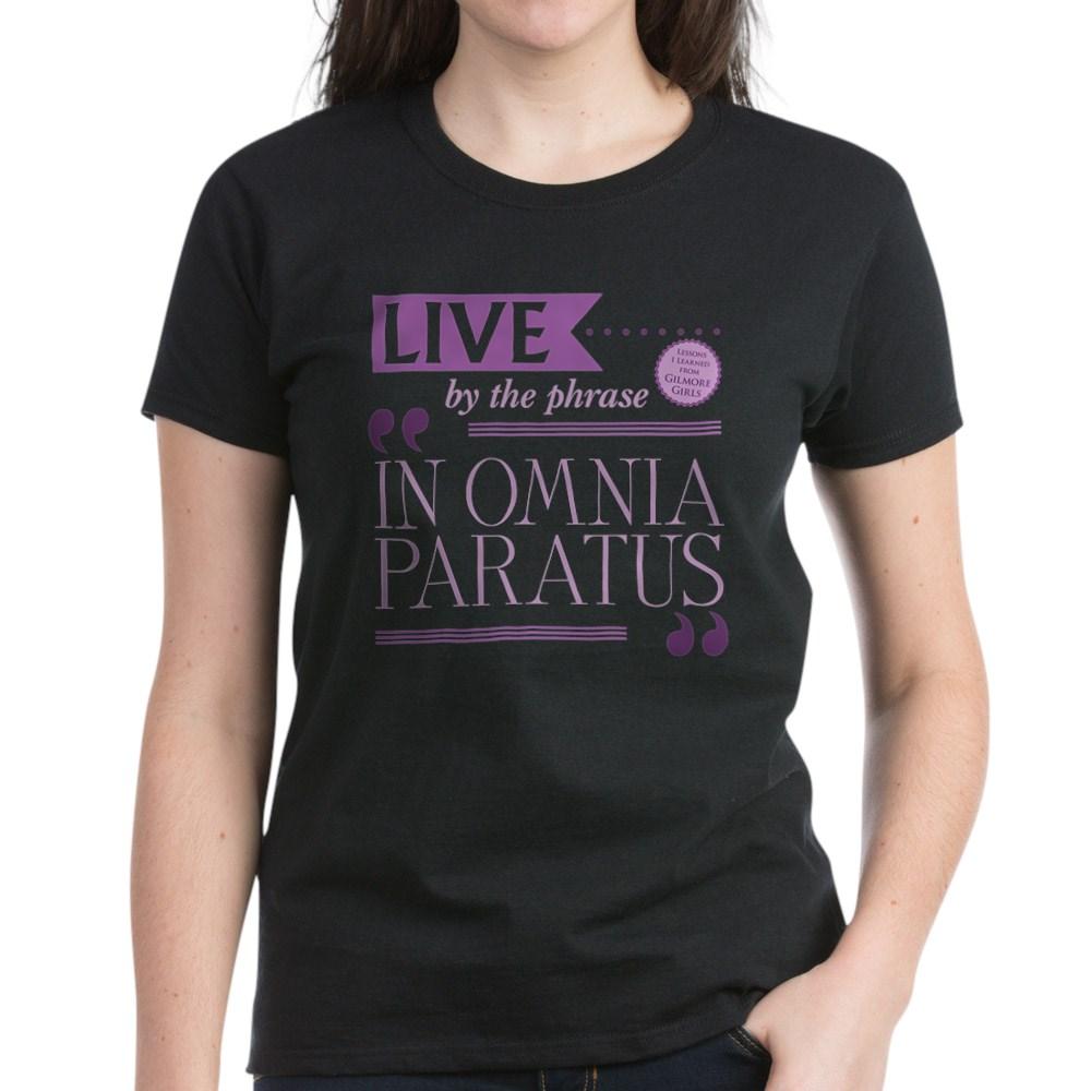 In Omnia Paratus Women's Dark T-Shirt