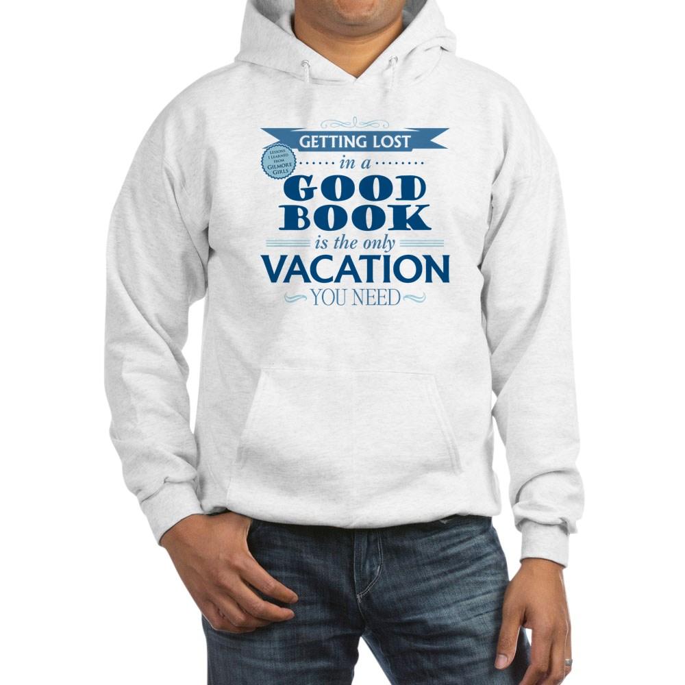 Lost in a Good Book Hooded Sweatshirt