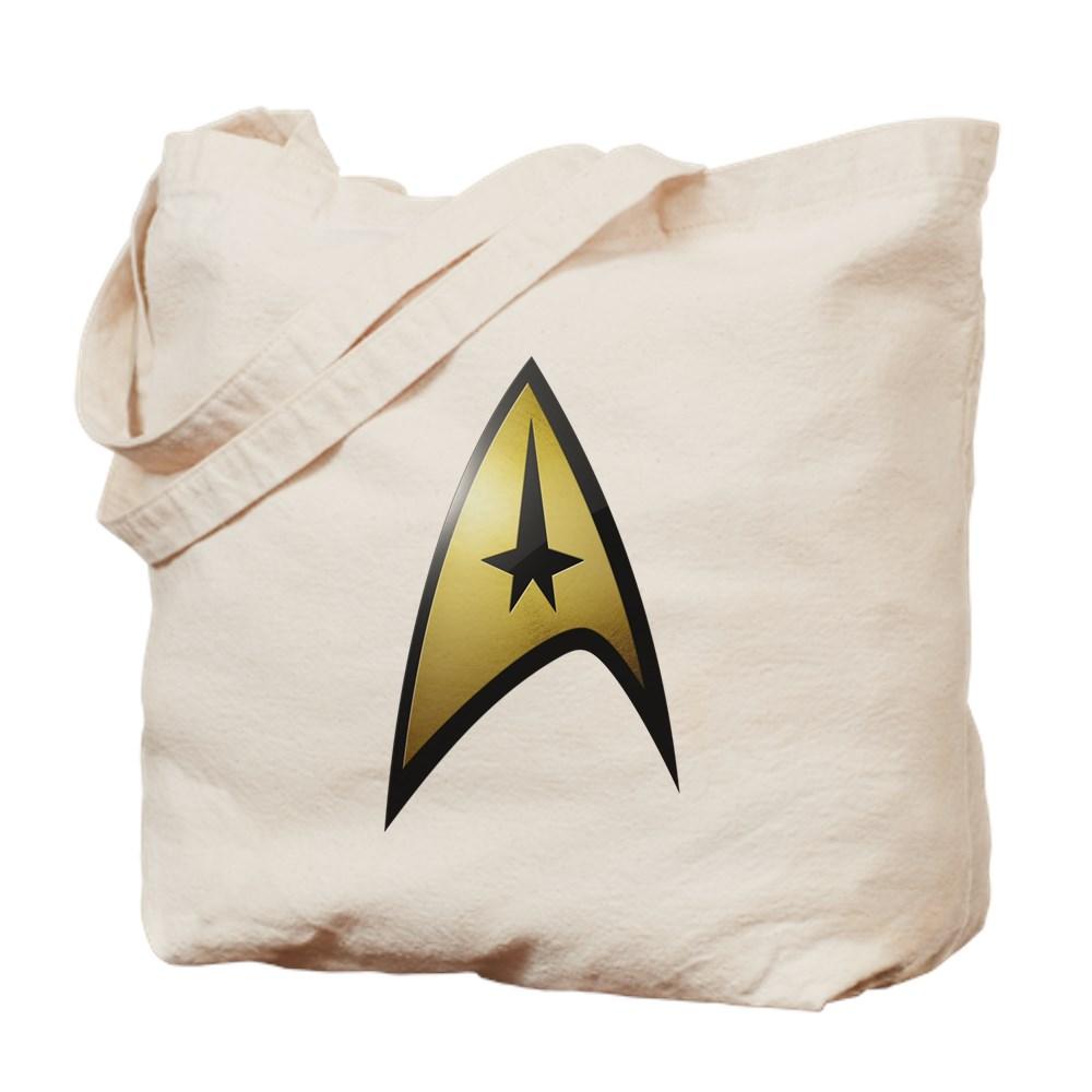 Star Trek: TOS Command Emblem Tote Bag