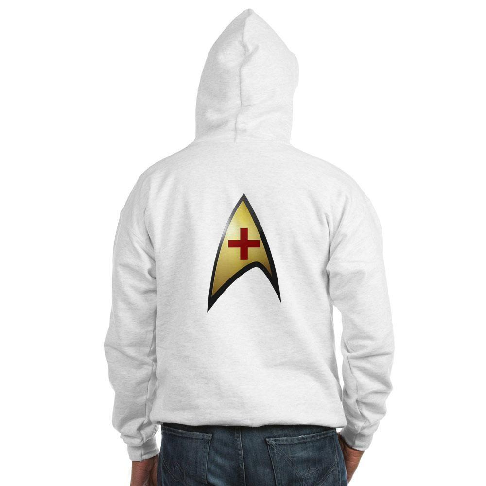 Star Trek: TOS Medical Hooded Sweatshirt
