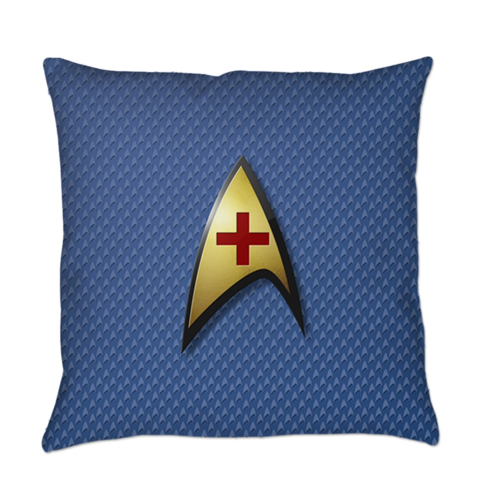 Star Trek: TOS Medical Everyday Pillow
