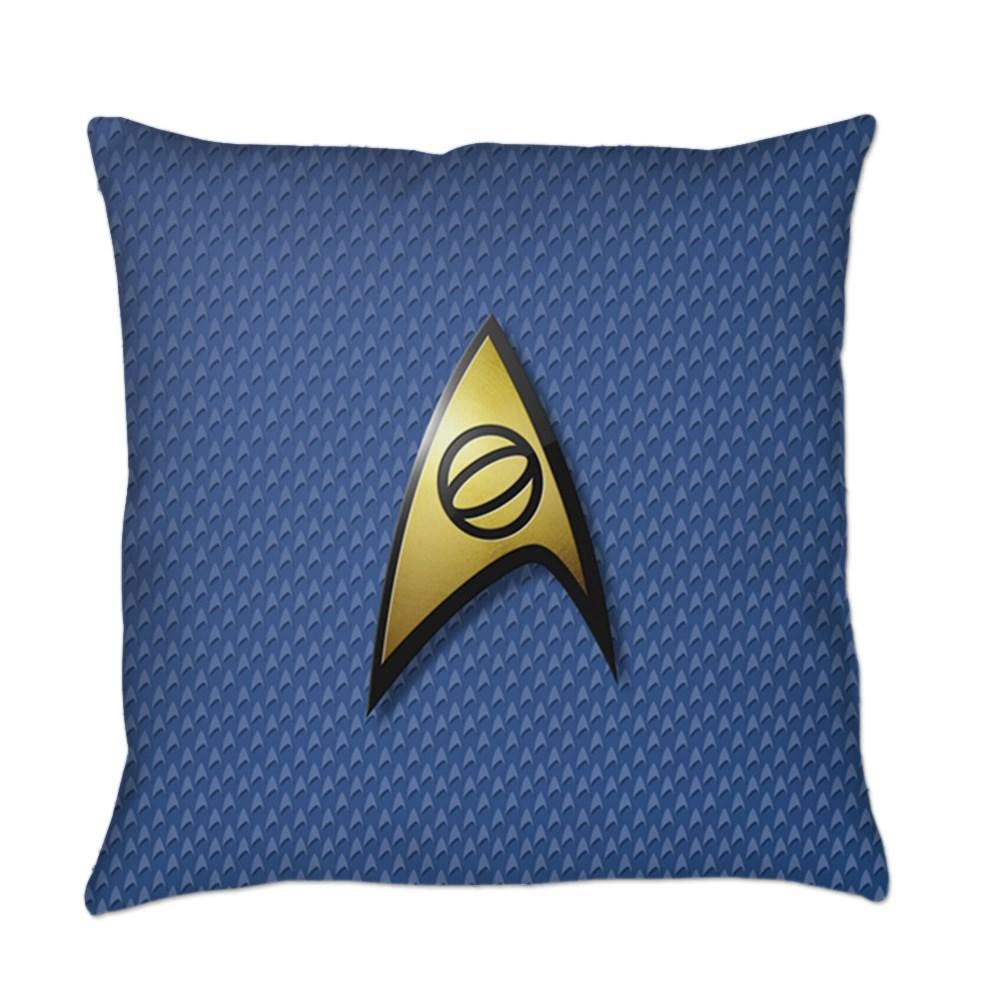 Star Trek: TOS Science Everyday Pillow