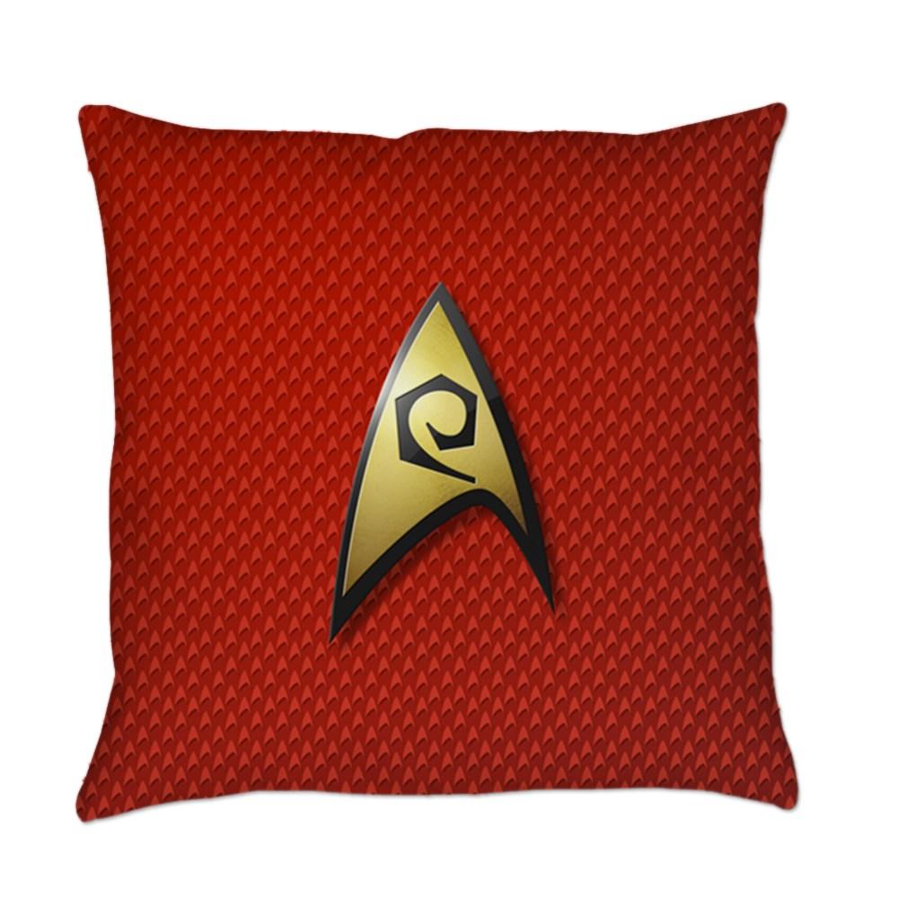 Star Trek: TOS Operations Everyday Pillow