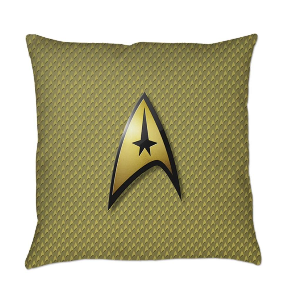 Star Trek: TOS Command Emblem Everyday Pillow