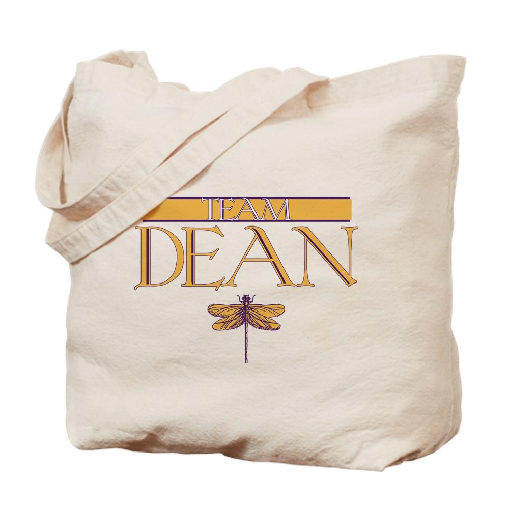 Team Dean Tote Bag