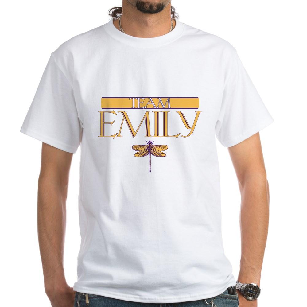 Team Emily White T-Shirt