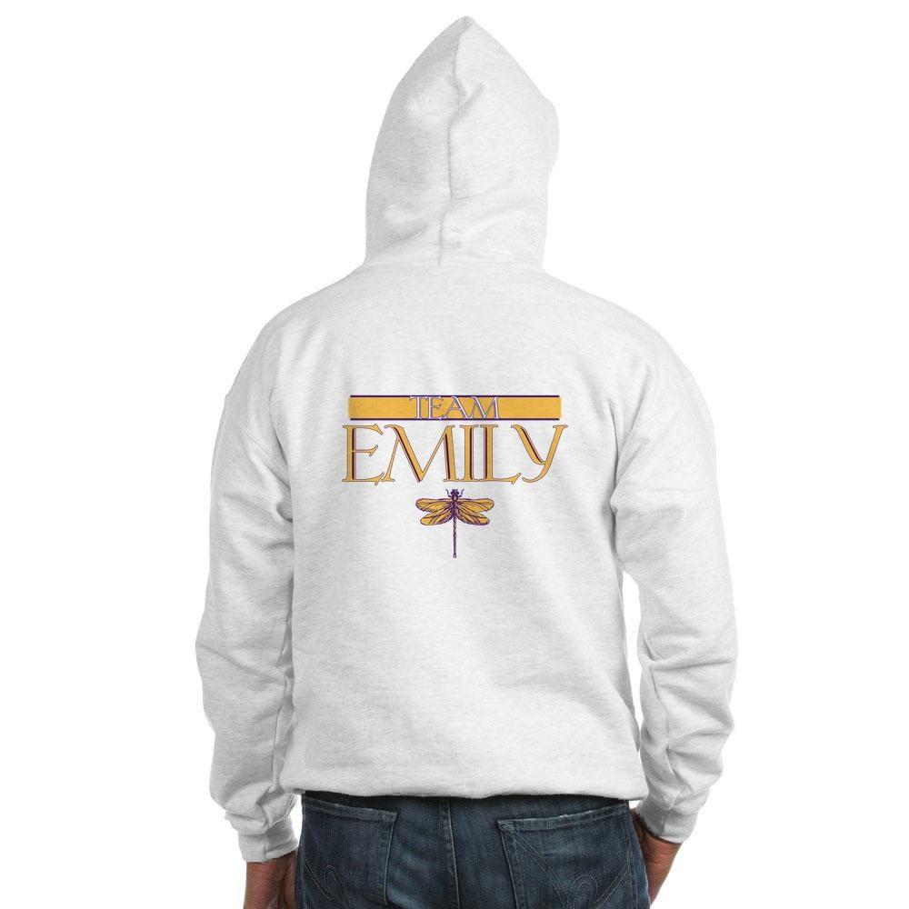 Team Emily Hooded Sweatshirt