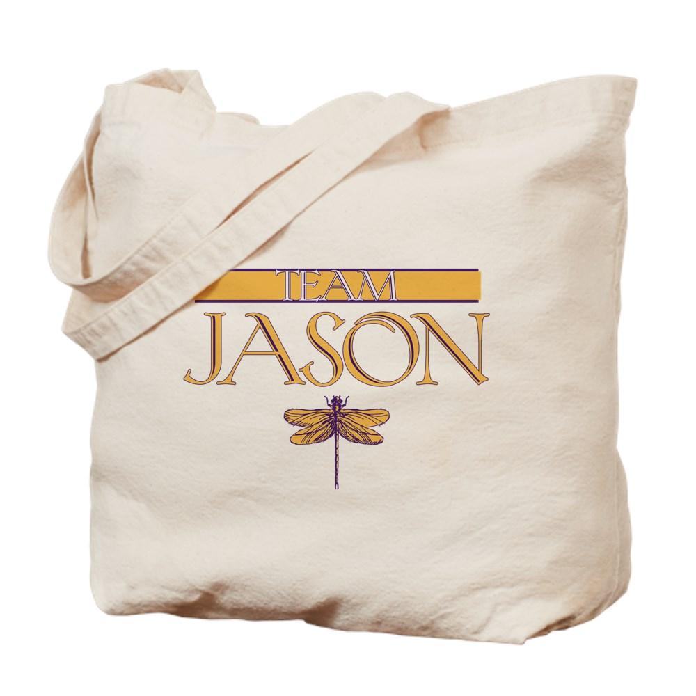 Team Jason Tote Bag