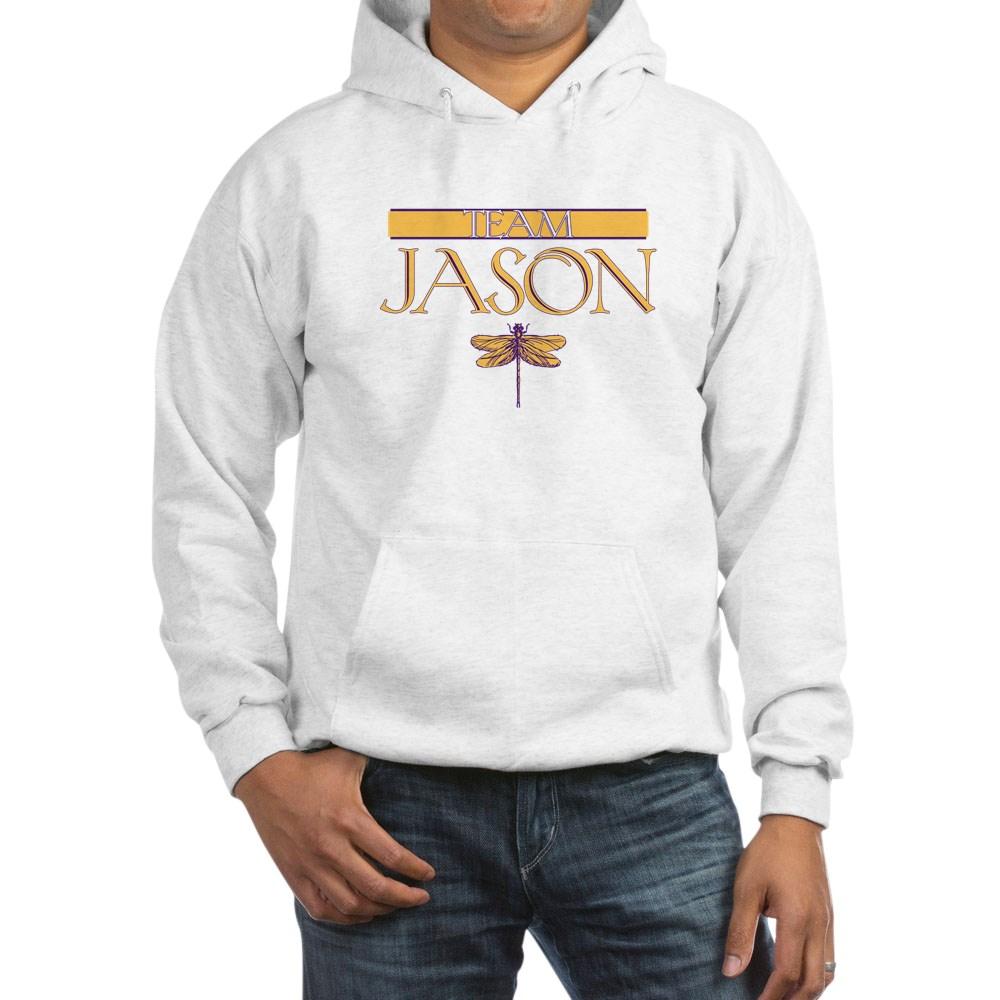 Team Jason Hooded Sweatshirt
