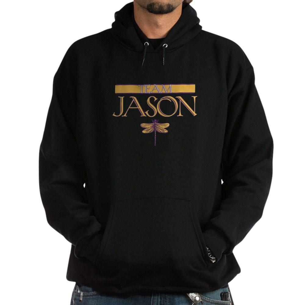 Team Jason Dark Hoodie