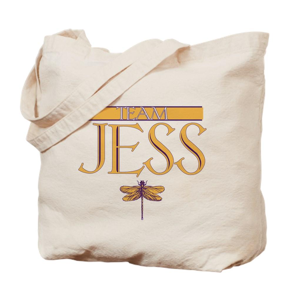 Team Jess Tote Bag