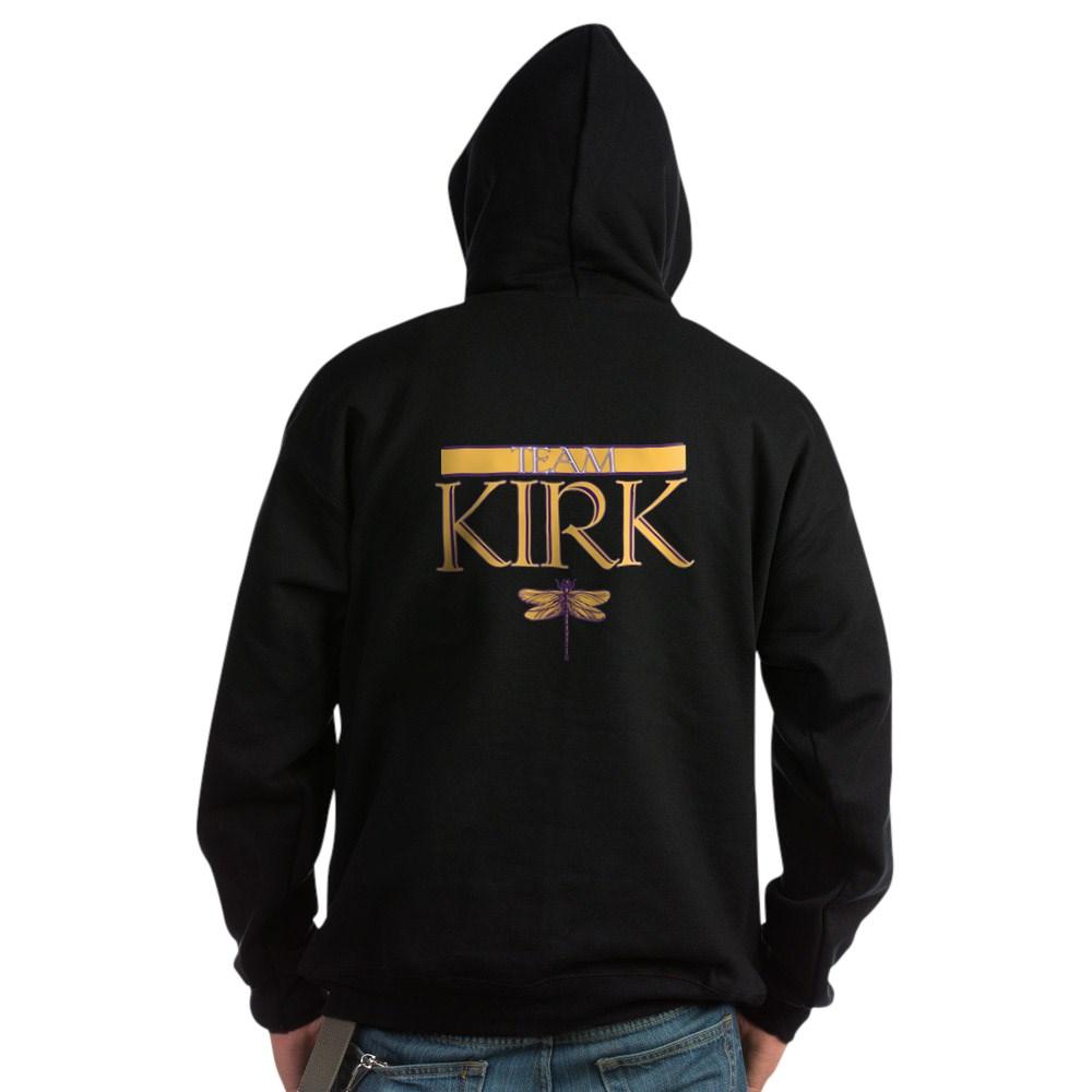 Team Kirk Dark Hoodie