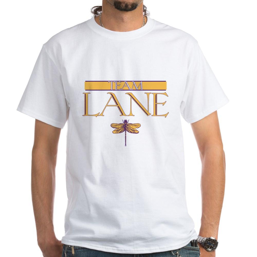 Team Lane White T-Shirt