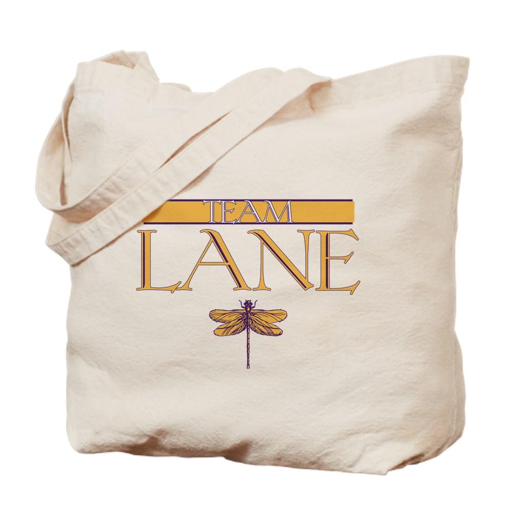 Team Lane Tote Bag