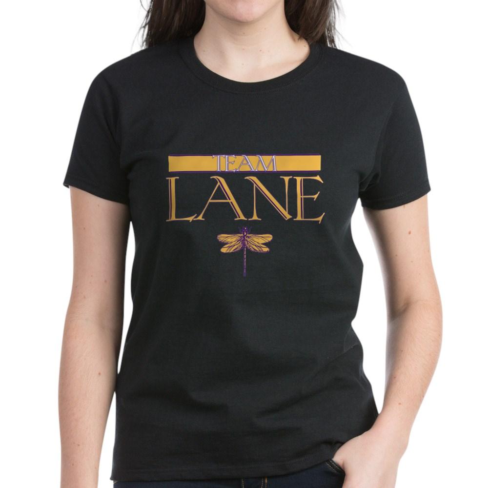 Team Lane Women's Dark T-Shirt