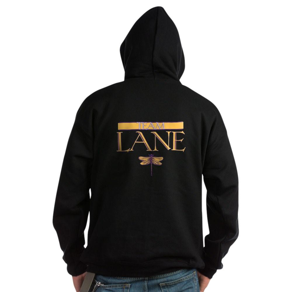 Team Lane Dark Hoodie