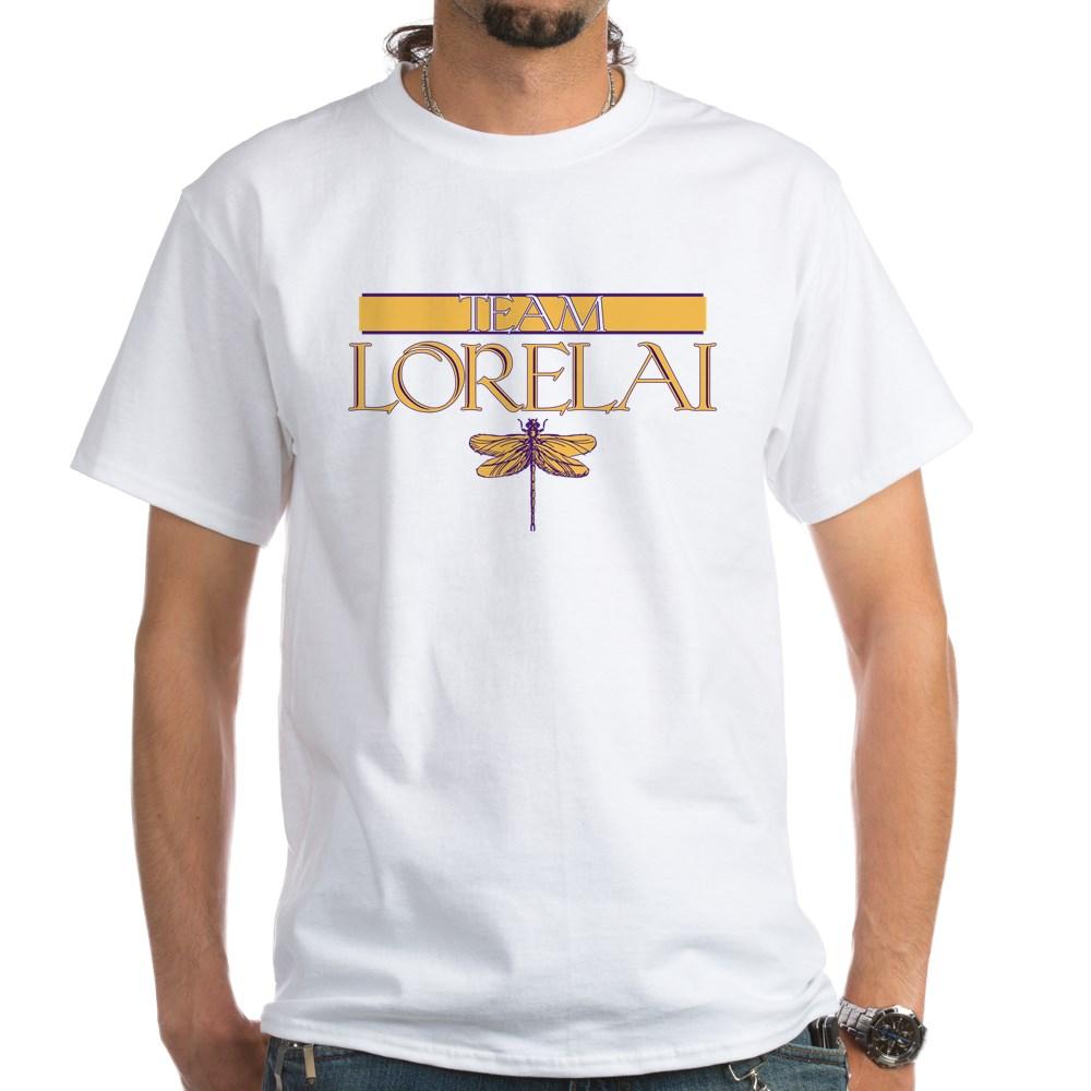 Team Lorelai White T-Shirt