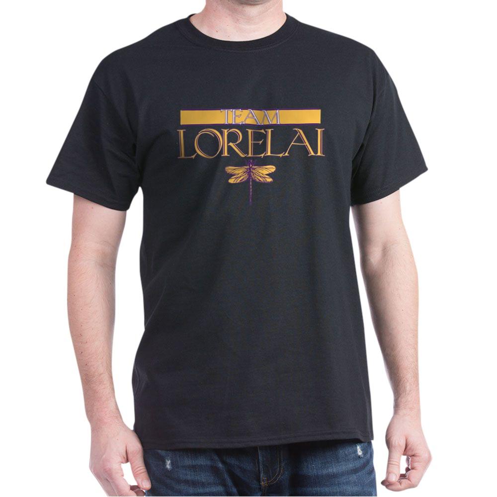 Team Lorelai Dark T-Shirt