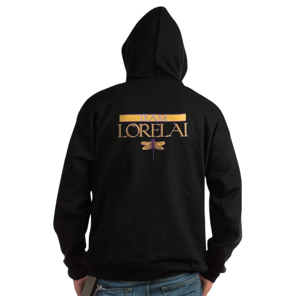 Team Lorelai Dark Hoodie