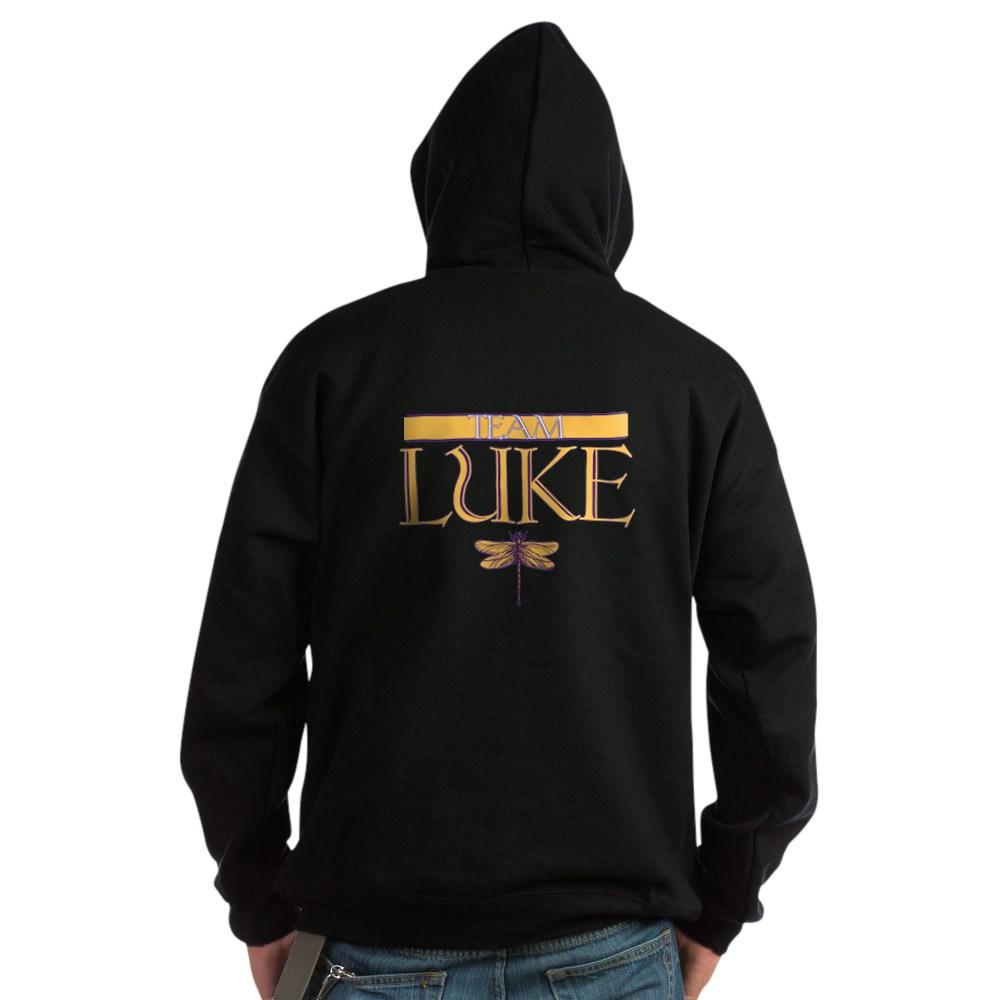 Team Luke Dark Hoodie
