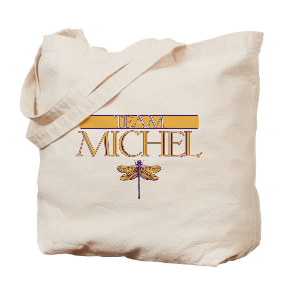 Team Michel Tote Bag