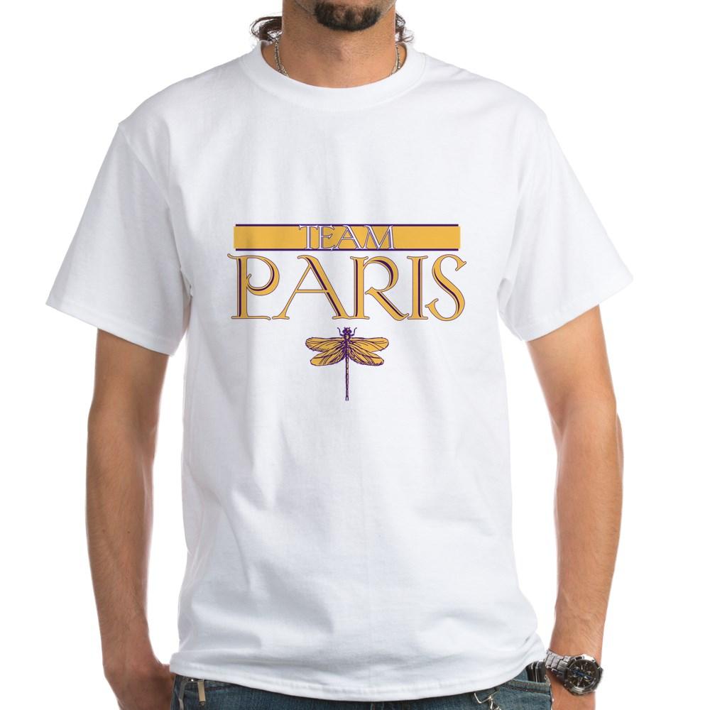 Team Paris White T-Shirt